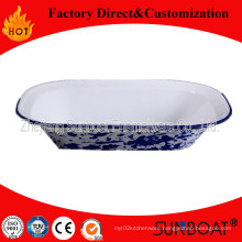 Enamel Food /Fruit Plate