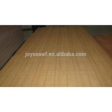 Chapa de madera de alta calidad teca fancy contrachapado natural