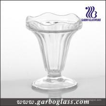 Flower Shape Crystal Ice Cream Cup (GB1014PQ)