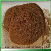 Pasta de Carvão de Água Lignosulfonato de Sódio Aditivo Casno. 8061-51-6