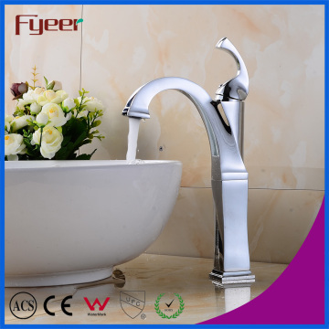 Fyeer Original Fashion High Body Faucet Cozinha Steamline Torneira Misturadora De Água De Latão
