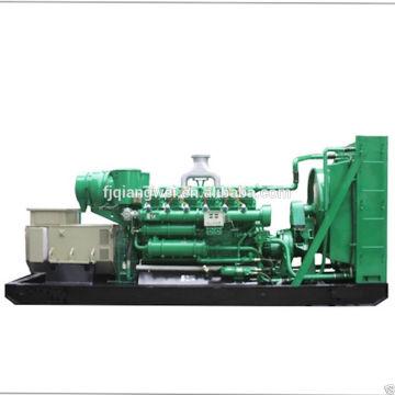 400KW 722A 400V LPG- und Erdgasgenerator für DACPOWER 400KW 722A 400V LPG- und Erdgasgenerator Merkmale: