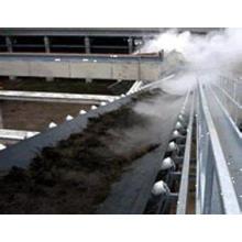Correa transportadora resistente al calor para trabajos de gas
