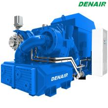 DENAIR oil free turbo centrifugal air compressor
