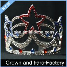 Prinzessin Star Tiara Krone, Strass Mädchen Tiara Krone