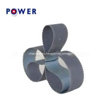 Заводская цена резиновые роликовые шлифовальные ленты