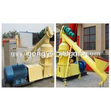 Máquina de pellets de madera Vendedor Yugong Machinery Manufacturing Factory
