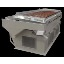 Máquina de classificação de grãos de cacau e café