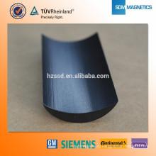 Сертификат RoHS N52 Неодимовый дуговой промышленный магнит