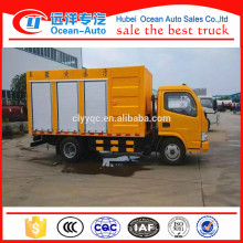 Driving Type 4*2 Mini Sewage Disposal Truck