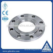 DIN standard stainless steel flange