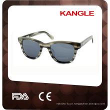 2014 óculos de sol atacado acetato, UV400