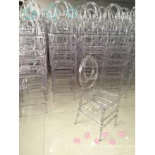 Assento claro da cadeira de Phoenix da resina