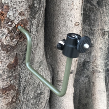 Green Stealth Cam Screw Mounts