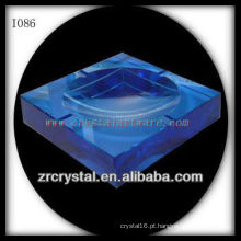K9 Cinzeiro de Cristal Azul