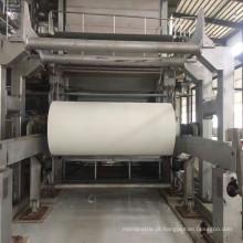 Máquinas para fabricação de produtos de papel