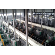 1000 t / d Oilseed Pretreatment Line Produksi