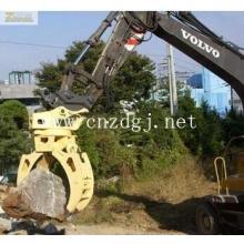 Excavador accesorio gran capacidad elevación cuchara cubo