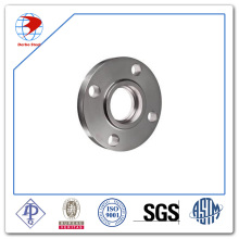 Нержавеющая сталь ASTM A182 F317h Sw Фланец RF 300 Lb 4 дюйма Sch Std ANSI B16.5 Фланцевый патрубок с торцевым уплотнением