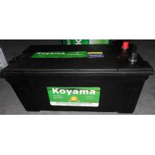 Bateria de caminhão pesado Koyama 12V 200ah Mf N200