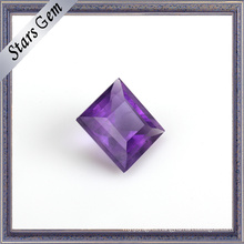 Hot Sale High Quality Square Natural Amethyst Stone