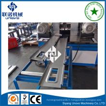 Machine de fabrication de boîtes en métal électrique à rouleaux en métal chinois