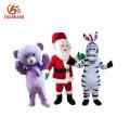 China Personalizado Barato Zebra Car Teddy Monstro Do Golfinho Emoji Urso Macaco Bulls Natal Criança Dos Desenhos Animados Caráter Da Mascote Do Traje