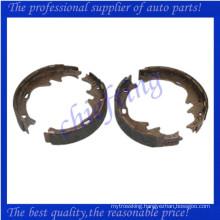 k1162 44060-21G25 44060-80W25 4406021G25 4406080W25 for nissan pick up car brake shoes