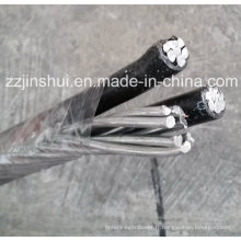 Cable De Aluminio ACSR 3 * 4AWG Periwinkle