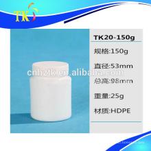 HDPE-Kunststoff 150 ml, 220 ml, 250 ml, 300 ml, 400 ml, 625 ml.