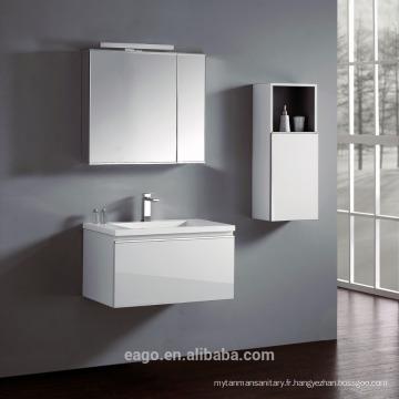 Armoire de salle de bains en MDF (PC084-2ZG-1)