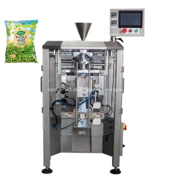 Drei-Servo-VFFS-Verpackungsmaschine