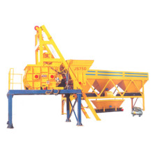 Misturador de concreto duplo-eixo (JS750)