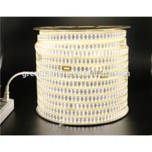 high brightness 180 led/meter flexible led strip SMD 2835 220 led strip