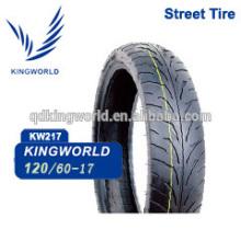 pneu sem câmara de ar da motocicleta de 120/60-17