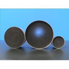 Double Heat-Resisting Impact performance Metallic Catalyst