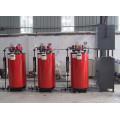 Caldeira de vapor de óleo industrial com preço moderado