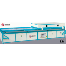 Machine de laminage sous vide à bois / Machine à presse à vide