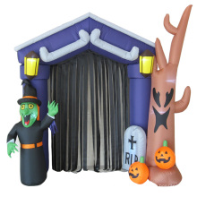 Halloween aufblasbarer Bogen für Dekorationen