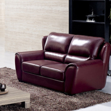 Armchair Leather Living Room Lounge Sofa Set