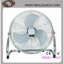 Ventilateur de sol puissant de 16 po / 18 po / 20 po en usine / ventilateur en métal-Ft45h