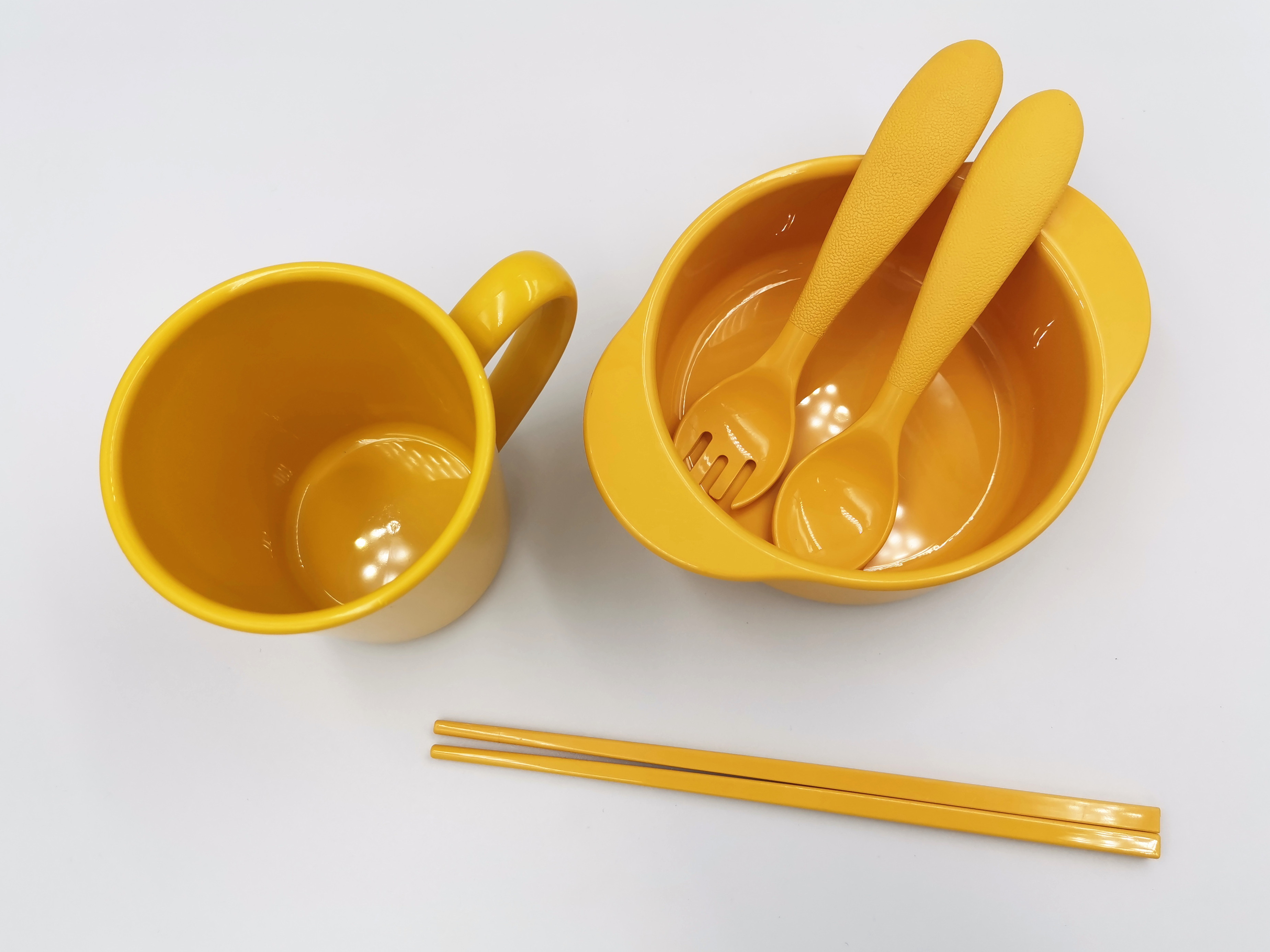 Compostable Healthy Children Tableware