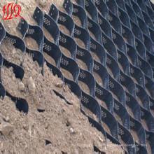 Высокая прочность ПНД / ПП Георешетка для сохраняя стены