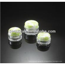15ml 30ml 50ml 100ml Luxury Double Wall Cosmetic Jar