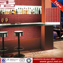 поставки Китай красный длинный Тип панель настенная керамическая плитка кухня плитки мозаики