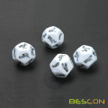 Leuchtende 5pcs Sex Dice Set