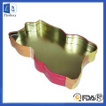 Cat Small Metal Containers With Lid