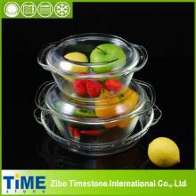 Glasauflauf und Kuchenpfannen-Set (GCB-201212)