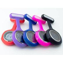 Waterproof Digital Nurses Brooch Pin Watches Fob