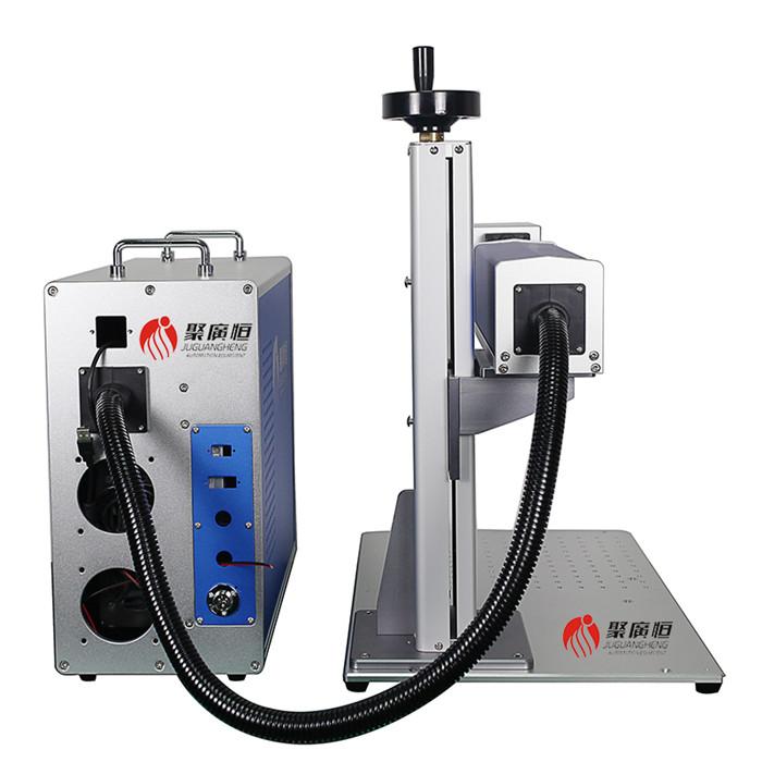 20w Desktop Split Co2 Laser Marking Machine